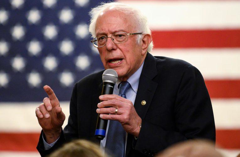 """Bernie Sanders a cerut ca Rusia """"să stea departe de alegerile"""" din SUA"""