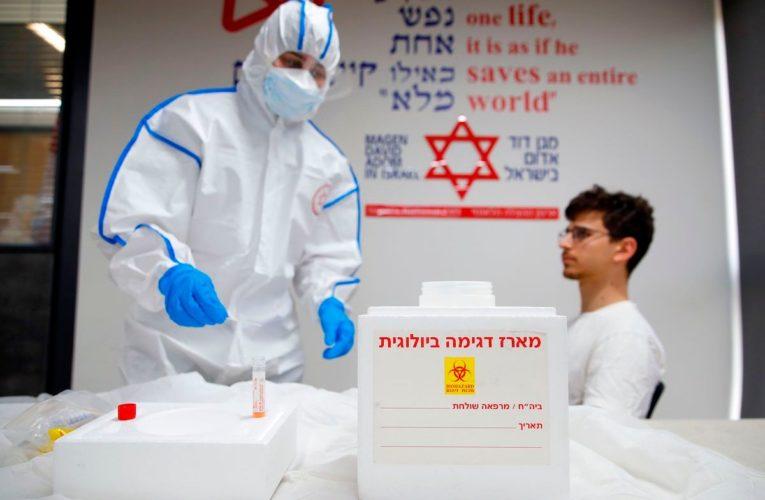 Testarea coronavirus și calibrarea Mossad