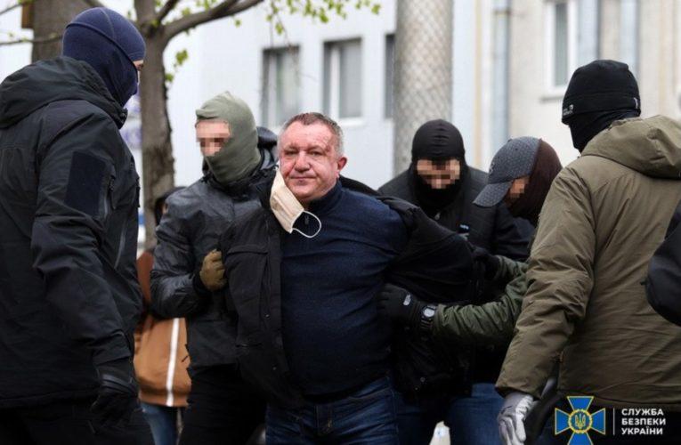 General SBU, spionaj în favoarea Rusiei