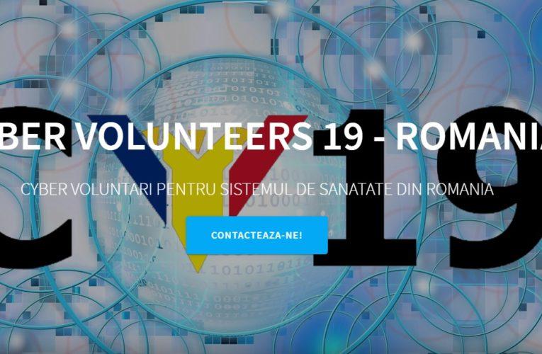 """""""Cyber Volunteers 19-Romania"""" sau eroii cibernetici care luptă împotriva COVID-19"""