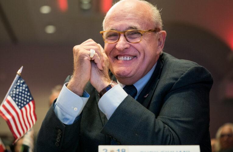 Fostul primar al New Yorkului, Rudy Giuliani, ar fi fost ținta spionajului rusesc