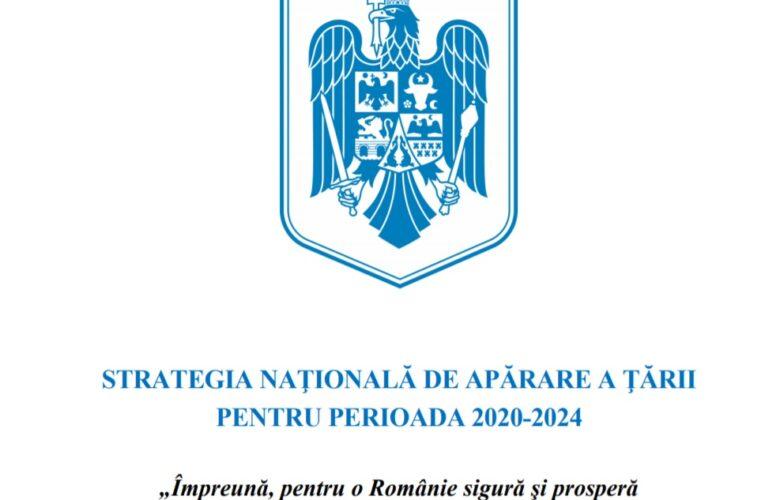 Securitatea și apărarea cibernetică, prioritate strategică pentru Planul de implementare a Strategiei Naționale de Apărare (2020-2024)
