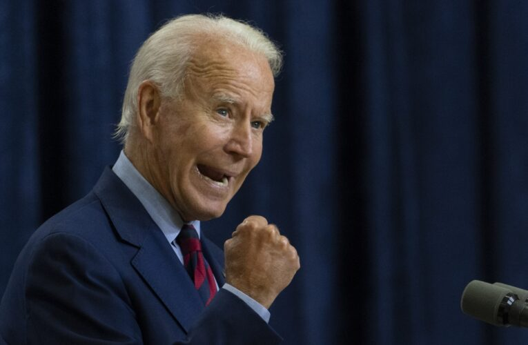 Agenții chinezi îl vor pe Biden