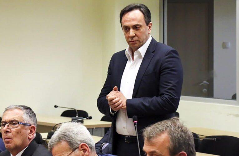 Fost şef al serviciului de informaţii nord-macedonean, condamndat la 12 ani de închisoare