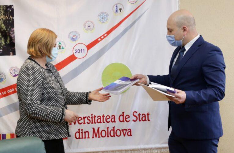 Un nou parteneriat între SIS și instituțiile de învățământ superior din Republica Moldova