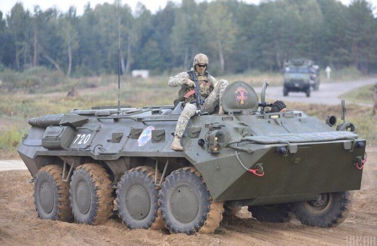 Ucraina găzduieşte exerciţii militare la care participă SUA, Polonia şi Lituania